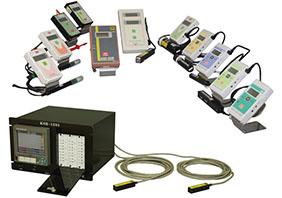 静電気測定器/監視装置