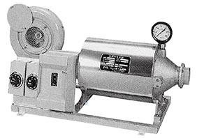 小型熱風発生機